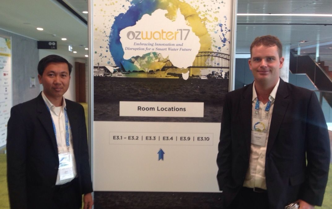RWC & EWB recognised at Australian National Water conference