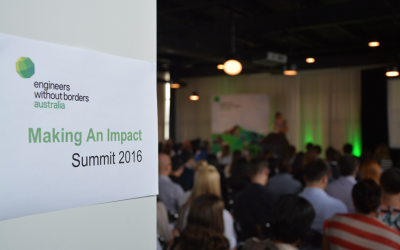 Celebrating the Making an Impact Summit 2016