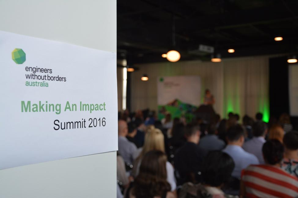 Celebrating the Making an Impact Summit 2016