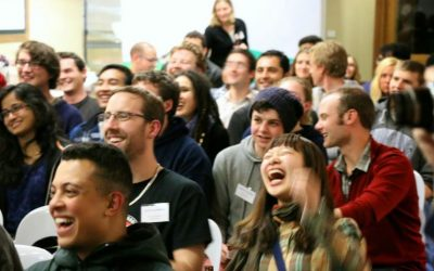 40 Over 40 – Inspiring ARUP employees to join EWB.