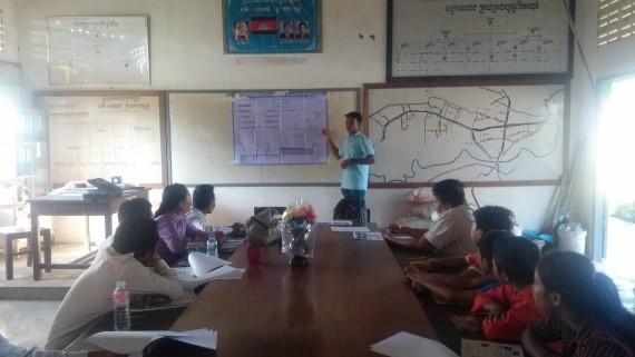 RainWater Cambodia: Empowering Cambodians