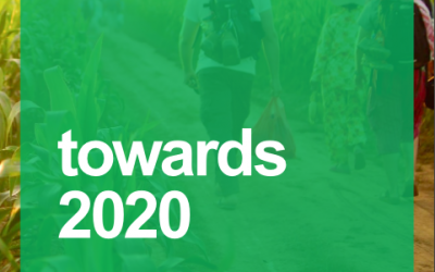 Launching EWB Australia's Annual Report 'Towards 2020'