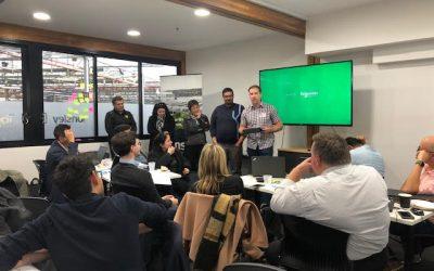 Schneider's Innovation Champions training