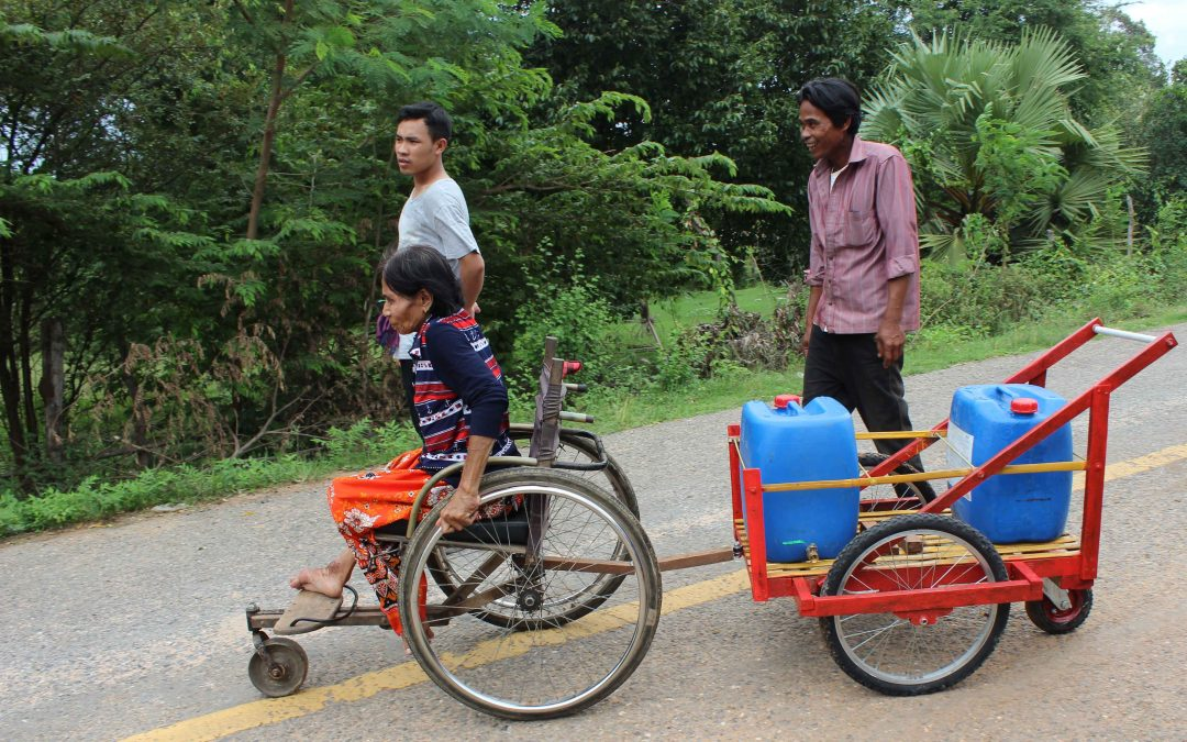 Electric Mobility in Rural Cambodia