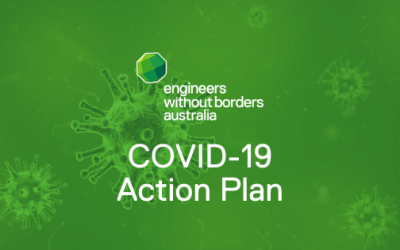 EWB Australia and the COVID-19 action plan