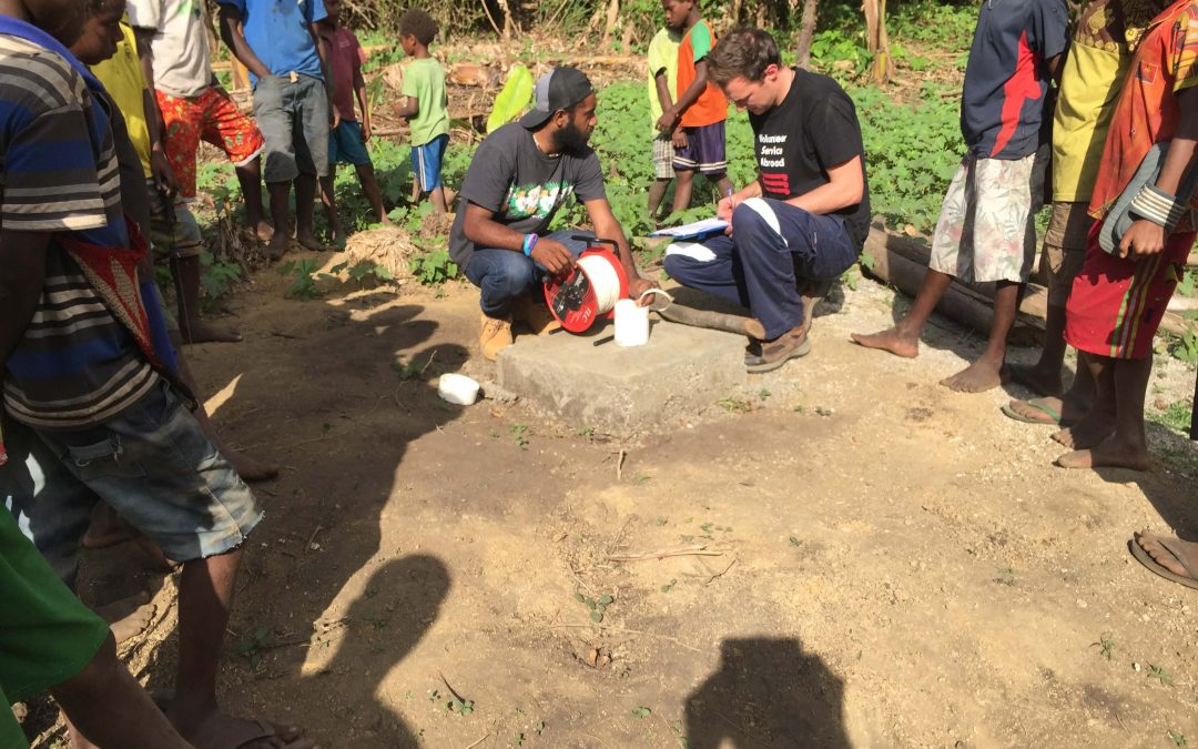 Making groundwater more accessible for Vanuatu communities