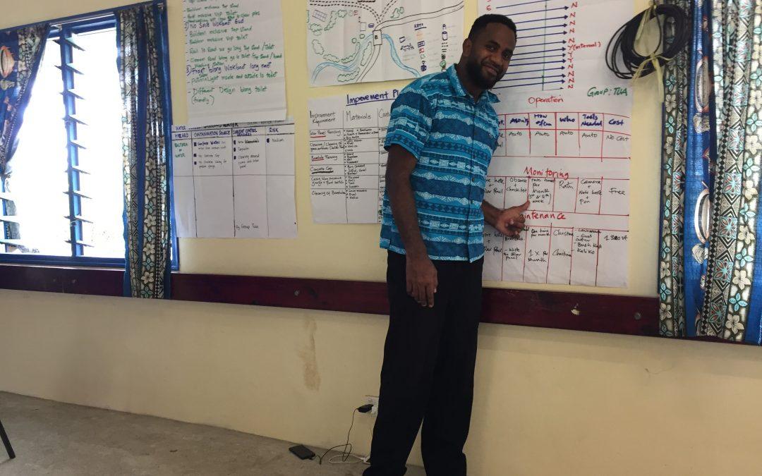 Delivering COVID-19 education to Vanuatu's most remote communities