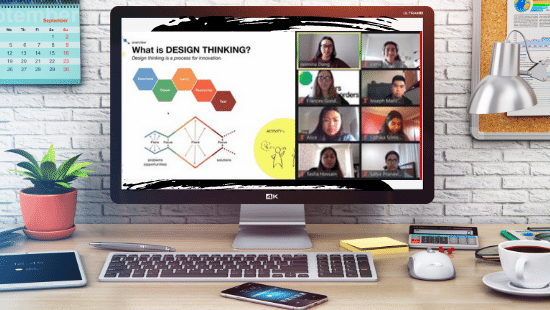 Uni Chapters collaborate with 'Big Design EWB' online challenge