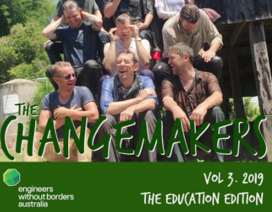 The Changemakers - Vol 3