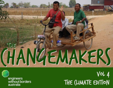The Changemakers - Vol 4